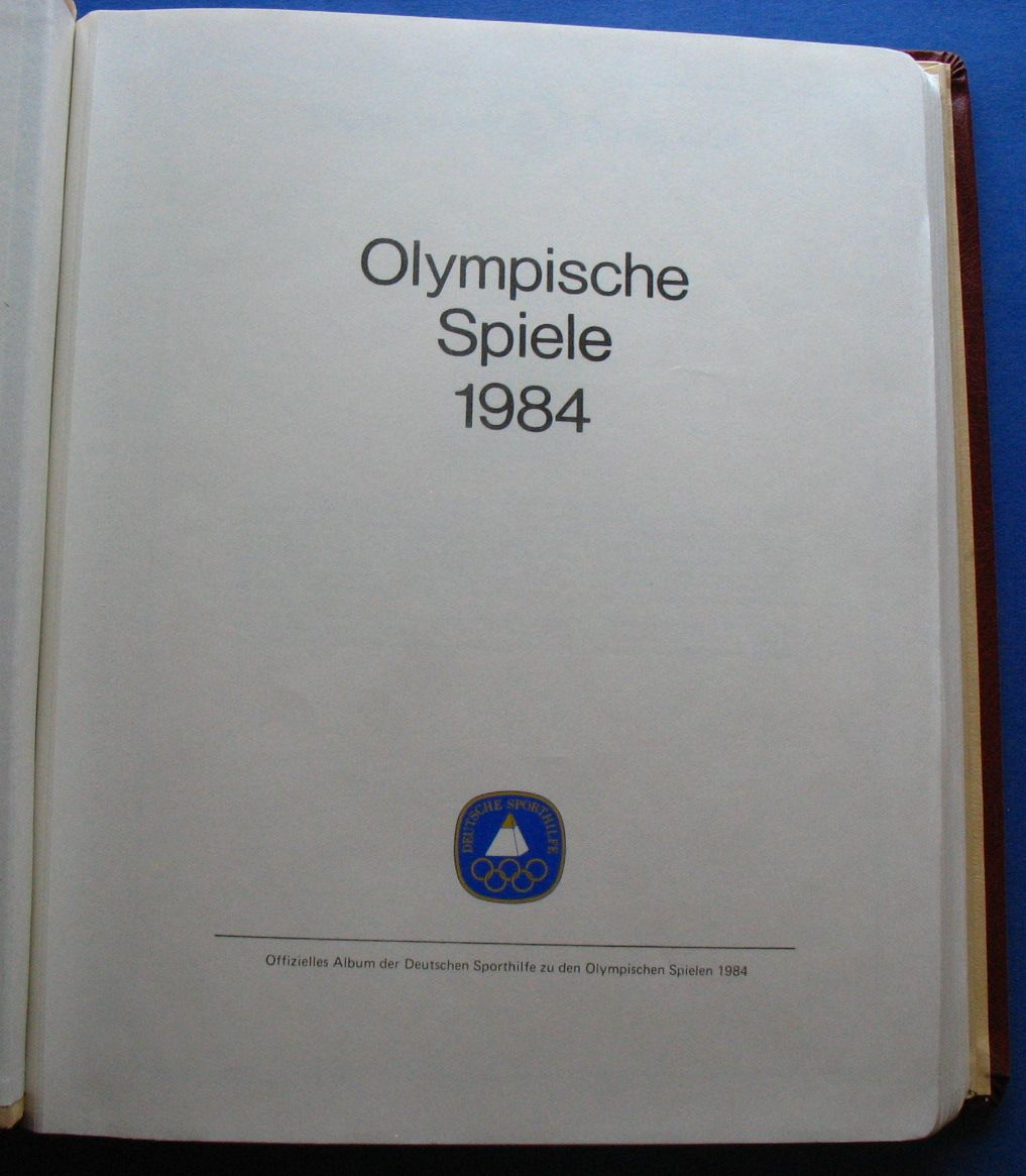 olympische spiele de