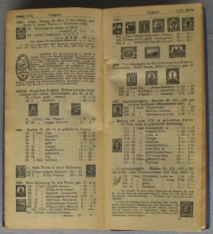 Senf Katalog 1925 Europa S1081 Übersee Ca 2100 Seiten